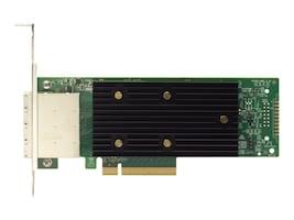 Lenovo ThinkSystem 430-16e SAS SATA 12Gb HBA, 7Y37A01091, 34315852, Host Bus Adapters (HBAs)