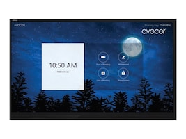 Avocor 75 E20 4K Ultra HD LED-LCD Touchscreen Display, AVE7520, 37495211, Monitors - Large Format - Touchscreen