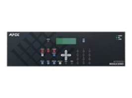 AMX Modular Pre-Engineered Matrix Switch Composite Video w  BNC, FGP34-1252-110, 17232377, Switch Boxes - AV