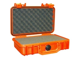 Pelican 1170 Case w  Liner & Foam, Orange, 1170-000-150, 33175561, Carrying Cases - Other