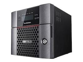 BUFFALO 8TB TeraStation 5410DN 4-Bay Desktop NAS, TS5410DN0804, 33591564, Network Attached Storage