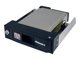 Addonics Snap-In 3.5   2.5 SATA Mobile Rack - Black Bezel, AESNMRSAP, 17051154, Drive Mounting Hardware