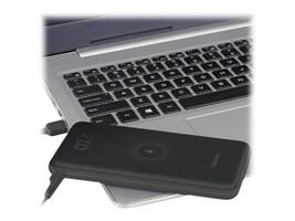 Aluratek 10000MAH WRLS POWER BANK DUAL  PWR USB QC 3.0 TYPE-C WITH PD 2.0, AWPBQ10KF, 38385794, Power Cords
