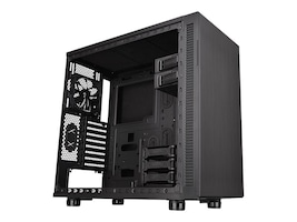 Thermaltake Chassis, Suppressor F31 Silent, CA-1E3-00M1NN-00, 30781354, Cases - Systems/Servers