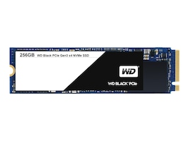 WD 256GB WD Black PCIe NVMe M.2 2280 Internal Solid State Drive, WDS256G1X0C, 33596040, Solid State Drives - Internal