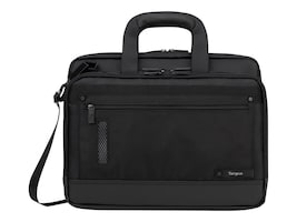 Targus 16 Revolution 2 Topload Checkpoint-Friendly Case, Black, TTL416US, 13199127, Carrying Cases - Notebook
