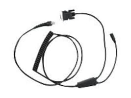 Unitech RS232 Interface Cable, 9-pin, Black, 1550-201531G, 8548126, Cables