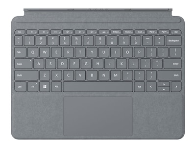 Microsoft Surface Go Signature Type Cover, Platinum, KCT-00001, 37704255, Keyboards & Keypads
