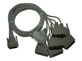 Comtrol RocketPort Express Octa-Cable DB25, 4000194, 12485244, Controller Cards & I/O Boards
