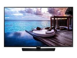 Samsung 55 HJ690U 4K Ultra HD LED-LCD Hospitality TV, Black, HG55NJ690UFXZA, 35894104, Televisions - Commercial
