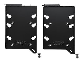 Fractal Design HDD Drive Tray Kit Type A, Black, FD-ACC-HDD-A-BK-2P, 36164824, Motherboard Expansion