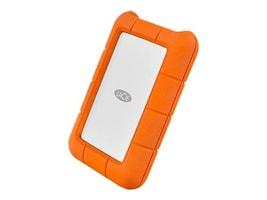 Seagate 1TB Lacie Rugged USB 3.1 Type C Portable Hard Drive, STFR1000800, 34323668, Hard Drives - External