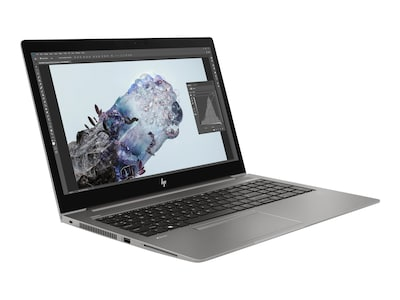 HP ZBook 15u G6 Core i7-8665 1.9GHz 16GB 1TB PCIe ax BT FR WC WX3200 15.6 FHD W10P64, 8GH09UT#ABA, 37442751, Workstations - Mobile