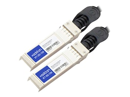 AddOn SFP-H1GB-CU1M-AO Main Image from Left-angle