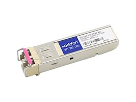 ACP-EP Memory SFP-1GB-CW-35-40-AO Main Image from Left-angle