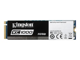 Kingston SKC1000/480G Main Image from Front