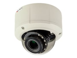 Acti 10MP Outdoor Day Night Basic WDR 4.3x Zoom Dome Camera, E816, 31958895, Cameras - Security