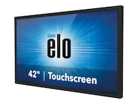 ELO Touch Solutions 42 4243L Full HD LED-LCD IntelliTouch Plus Monitor, Black, E000444, 17382113, Monitors - Large Format - Touchscreen
