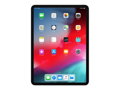 Apple iPad Pro 11 Retina Display 256GB WiFi+Cellular Space Gray, MU162LL/A, 36316453, Tablets - iPad Pro