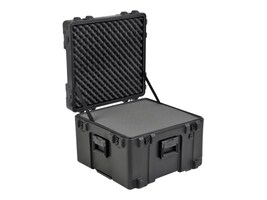 Samsonite 24X23X17IN EMPTY W WHEELS AVM  CASEINDUSTRIAL ROTO MOLDED SPECIAL, 3R2423-17B-EW, 36584870, Carrying Cases - Other