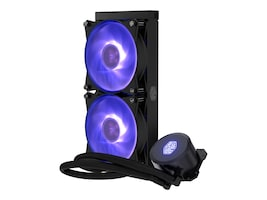Cooler Master MasterLiquid ML240L RGB, MLW-D24M-A20PC-R1, 34941167, Cooling Systems/Fans