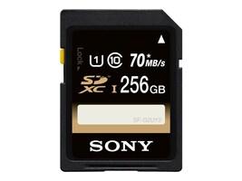 Sony 256GB UHS-I SDXC Memory Card, Class 10, SFG2UY2/TQ, 30711153, Memory - Flash