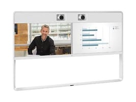 """Cisco TelePresence MX800 Single 70"""" with Dual Cameras, CTS-MX800S-2CAM-K9, 17529120, Audio/Video Conference Hardware"""