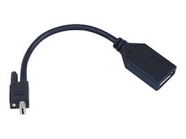 Matrox Mini DisplayPort to DisplayPort Adapter, CAB-MDP-DPF, 10184536, Adapters & Port Converters