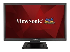 ViewSonic 21.5 TD2220 Full HD LED-LCD Multi-Touch Display, Black, TD2220, 14806849, Monitors - Touchscreen