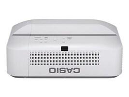 Casio XJ-UT351W WXGA DLP Projector, 3500 Lumens, White, XJ-UT351W, 33698783, Projectors