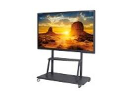 Promethean Height-Adjustable Mobile Stand for 75 Displays, AP75ASM, 36871422, Stands & Mounts - Digital Signage & TVs