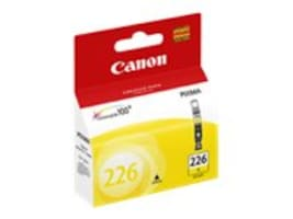 Canon Yellow CLI-226 Ink Tank, 4549B001, 11647141, Ink Cartridges & Ink Refill Kits