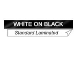 Brother 1 2 TX3351 White on Black Labels, TX3351, 10676135, Paper, Labels & Other Print Media
