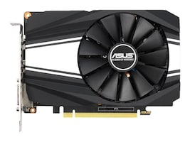 Asus PH-GTX1650S-O4G Main Image from Front