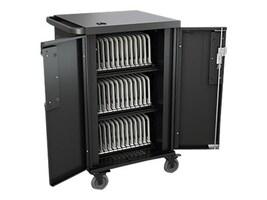 Bretford Manufacturing 36-Unit CoreX Charging Cart, TCOREX36, 31750752, Computer Carts