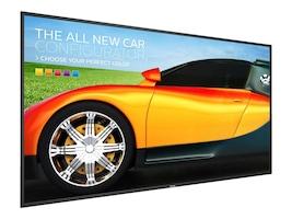 Philips 54.6 Q-line 4K Ultra HD LED-LCD Display, Black, 55BDL3050Q, 35020538, Monitors - Large Format
