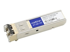 ACP-EP Memory 100BASE-FX-MM-SFP-AO Main Image from Left-angle