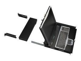 Black Box ServTray 17 16-Port VGA USB PS 2 Port, KVT417A-16UV-R2, 33001165, KVM Displays & Accessories