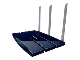 TP-LINK V2 Wireless N300 GB Router, USB port, 3 Detachable Antennas, Speed Boost up to 450Mbps, WPS Button, TL-WR1043ND, 13820614, Wireless Routers
