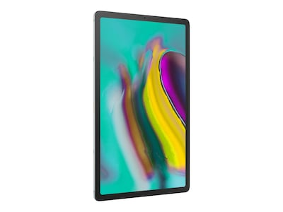 Samsung Galaxy Tab S5e SDM 670 2.0GHz 4GB 128GB ac BT 2xWC 10.5 WQXGA MT Android Silver, SM-T720NZSLXAR, 36881410, Tablets