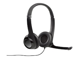 Logitech Wired USB Headset w  Microphone, 981-000731, 35404208, Headsets (w/ microphone)