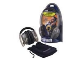 Maxell Noise Cancellation Headphones HP NC-II, 190400, 4863006, Headphones