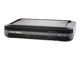 SonicWALL SonicWALL SOHO Firewall with Secure Upgrade Plus (2 Years), 01-SSC-0645, 19697346, Network Firewall/VPN - Hardware