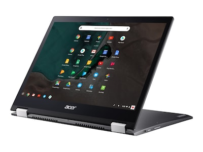 Acer Chromebook Spin 13 CP713-1WN-55HT Core i5-8250U 1.6GHz 8GB 64GB SSD ac BT 13.5 PS MT Chrome OS, NX.EFJAA.002, 36251274, Notebooks - Convertible
