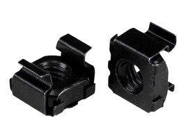StarTech.com M5 Cage Nuts, Black (100-pack), CABCAGENUT2B, 30968151, Tools & Hardware