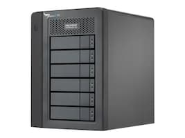 Apple PROMISE Pegasus2 R6 12TB (6 x 2TB) Thunderbolt 2 RAID System, HE152VC/A, 16608264, Direct Attached Storage