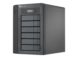 Apple PROMISE Pegasus2 R6 12TB (6 x 2TB) Thunderbolt 2 RAID System, HE152VC/A, 16608264, Hard Drives - External