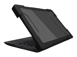 Max Cases EDGEPROTECT PLUS FOR LENOVO 100E CHROMEB, LN-EP-100E-G2-BLK, 37077677, Carrying Cases - Other