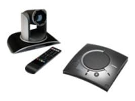 ClearOne Collaborate Versa 100 Bndl w Spontania Collab Mtg Room (1 Year), 930-3001-100, 33160318, Audio/Video Conference Hardware