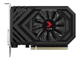 PNY GeForce GTX 1650 XLR8 Gaming Overclocked Edition Graphics Card, 4GB GDDR5, VCG16504SFPPB-O, 36886421, Graphics/Video Accelerators
